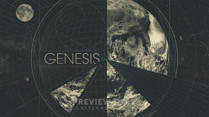 Genesis - Sermon Bumpers | Igniter Media