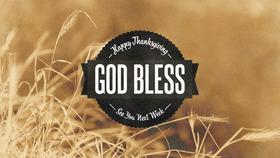 Golden Harvest - God Bless - Title Graphics | Igniter Media
