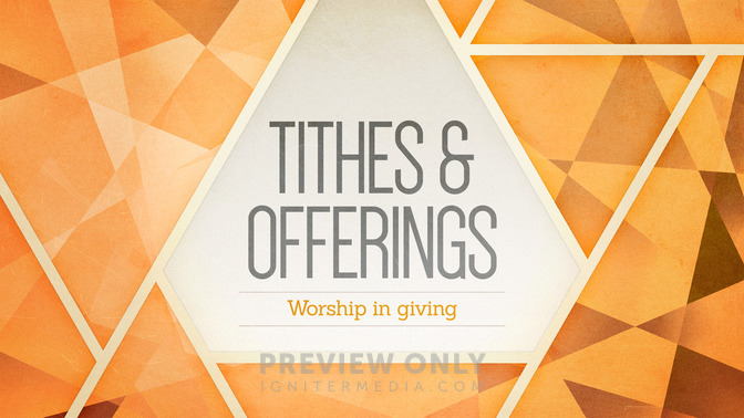 modern angles tithes offerings title graphics igniter media